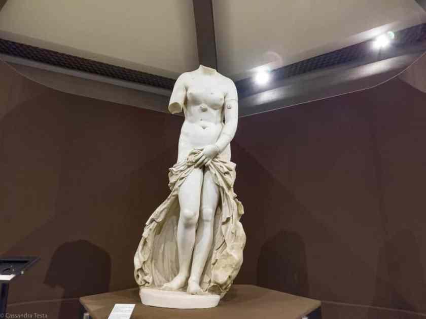 Atena Museo Paolo Orsi