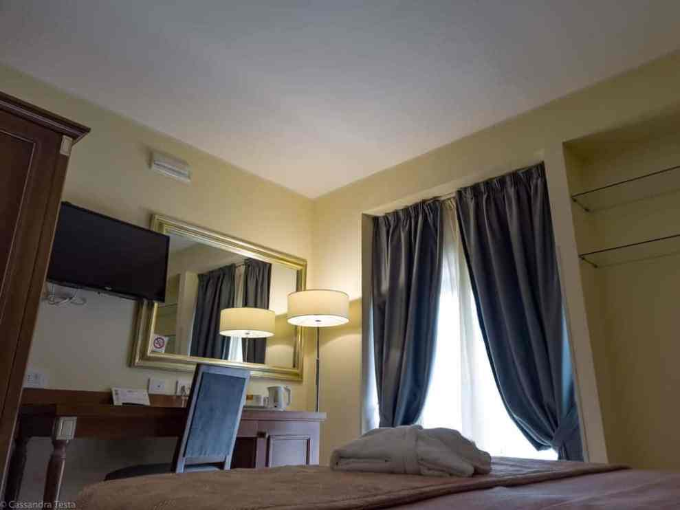 Camera Hotel Parco delle Fontane