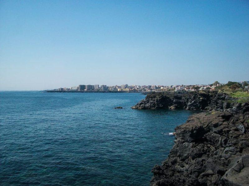 Costa di Catania