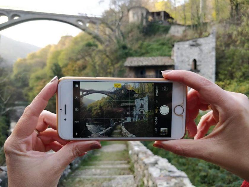 I tre ponti di Clanezzo allincrocio di tre valli bergamasche