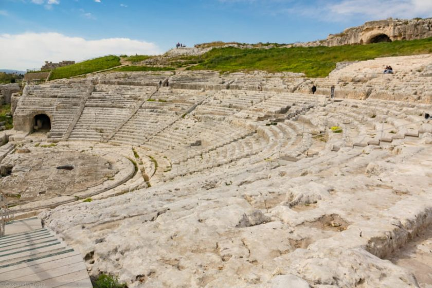 Teatro Greco Neapolis