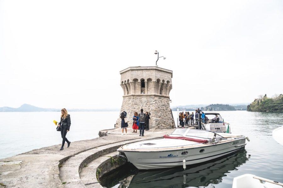 Porto di Isola del Garda