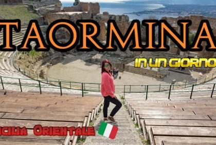 Taormina in un giorno