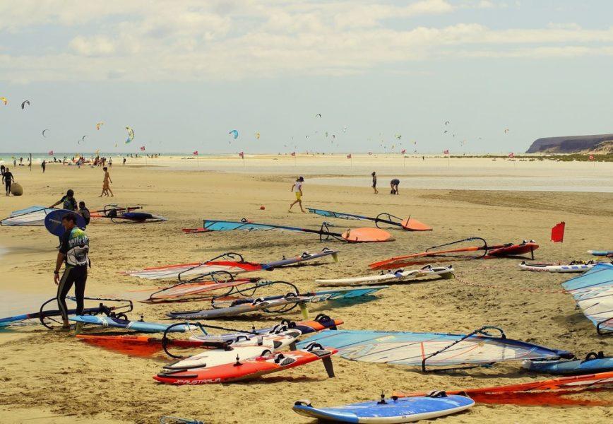 Sport a Fuerteventura