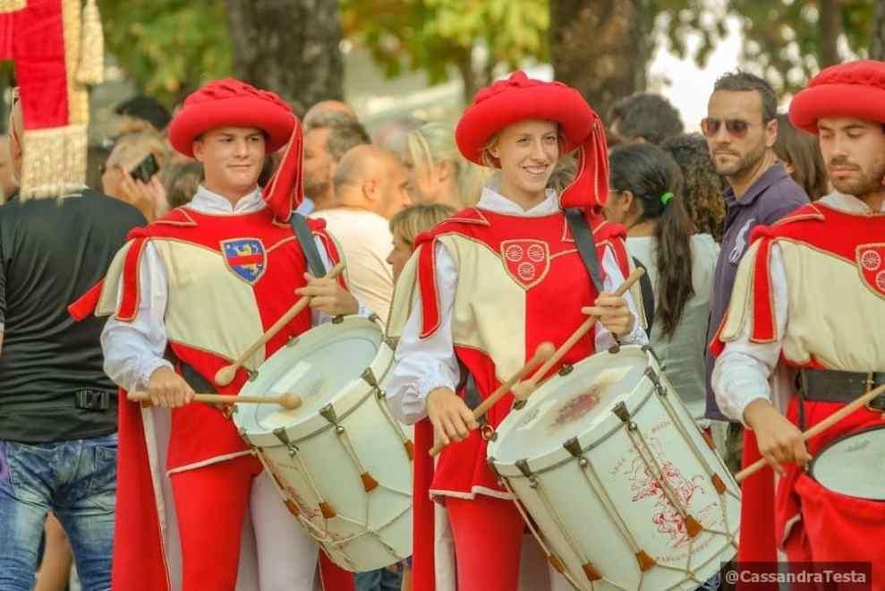 Banda Festa Dell'Uva Angera