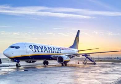 Nuove rotte Ryanair da Palermo
