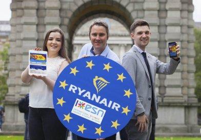 Sconti per gli studenti Erasmus con Ryanair