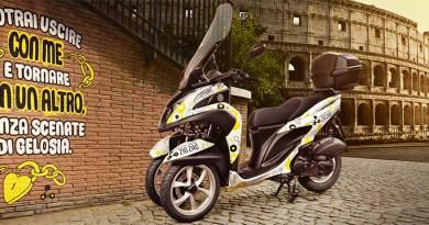Sconto scooter sharing ZIG ZAG con Trenitalia