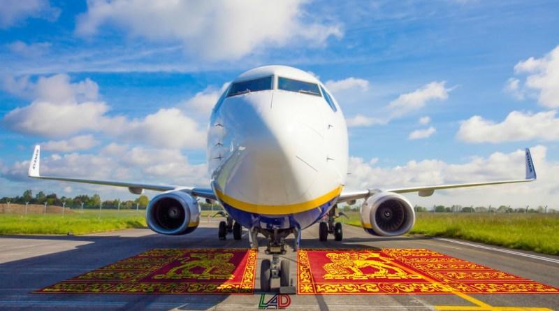 Ryanair nuove rotte estate 2021 Sulla Regione Veneto