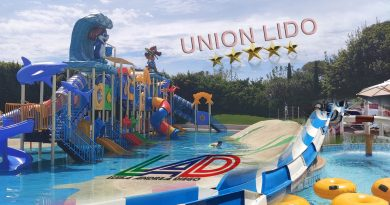 Un weekend in campeggio a 5 stelle – Union Lido