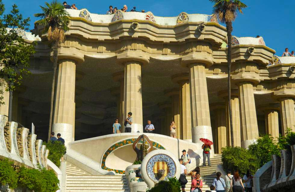 Park Guell  Parc Gell  Cosa Vedere a Barcellona