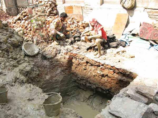 Raccolta foto viaggio in India 2008 Calcutta