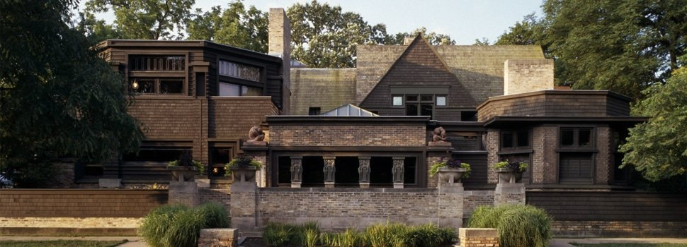Le 10 case di Wright da non perdere a Chicago  Viaggiare