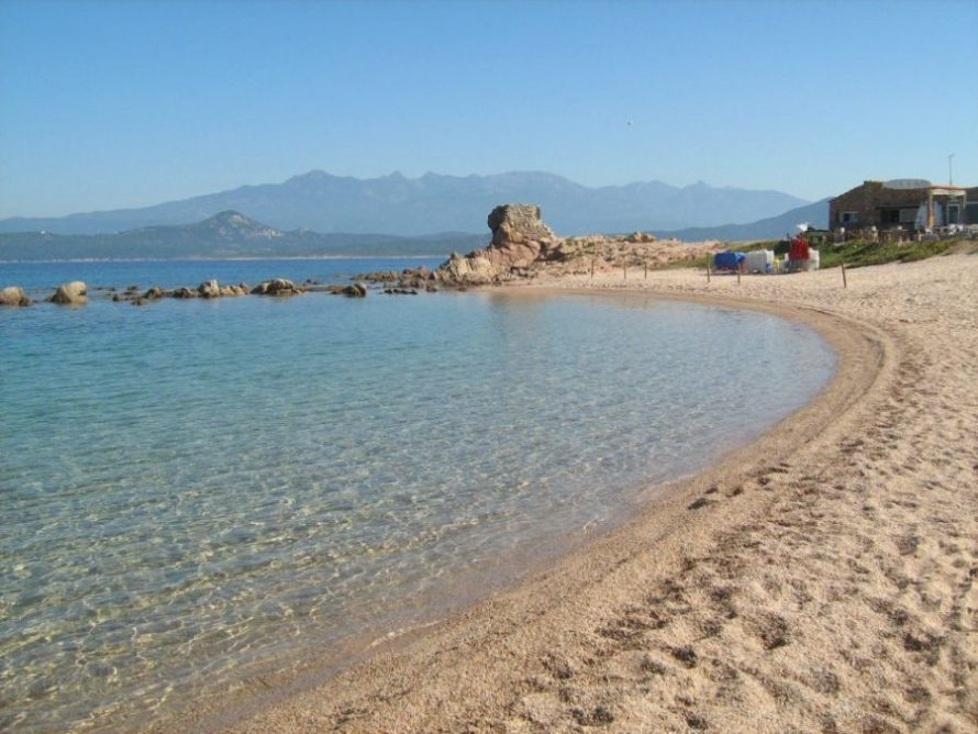 spiaggia la tonnara corsica del sud
