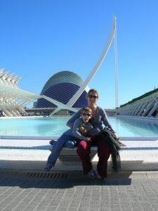 valencia città arti e scienze