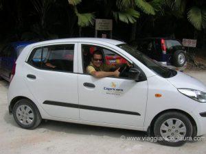 noleggio auto seychelles