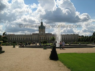schloss charlottenburg berlino
