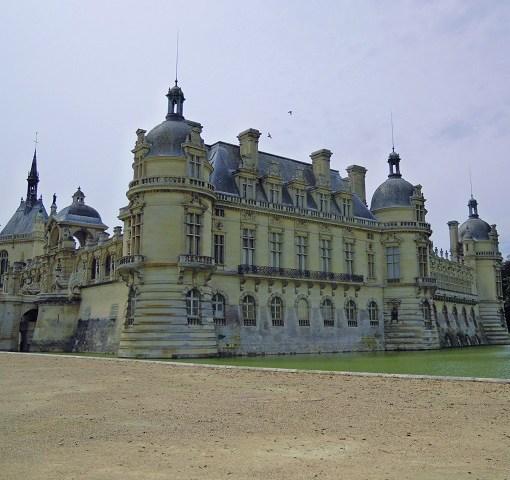 chateau chantilly francia