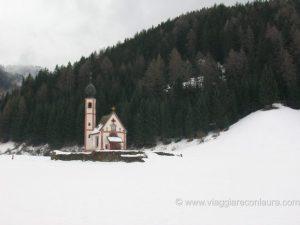 chiesa san giovanni in ranui val di funes