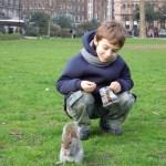scoiattoli londinesi