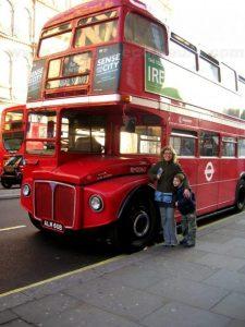 i bus di londra