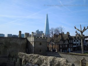 view from tower of london