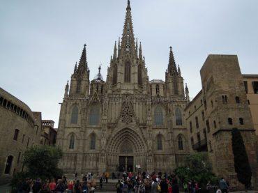 barrio gotico barcellona