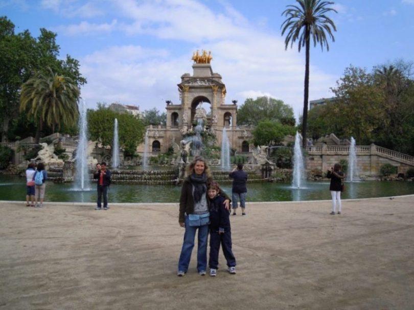 parc de la ciutadella barcellona