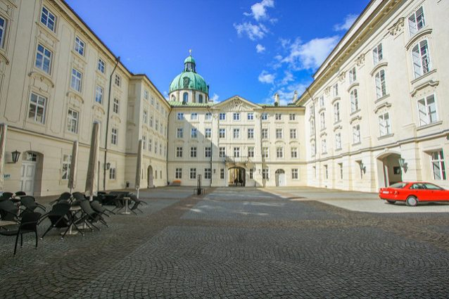 innsbruck-austria-hofburg