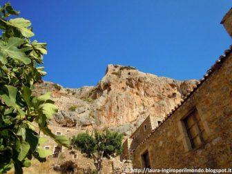 peloponneso itinerario monemvasia