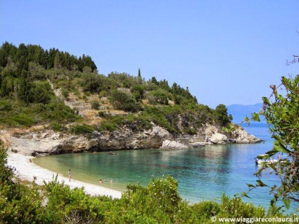paxos isole ionie