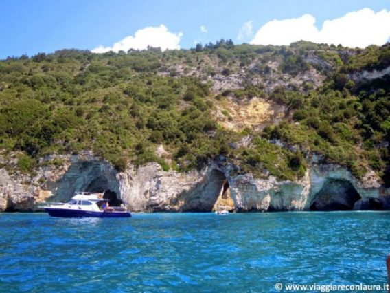 paxos isole ionie