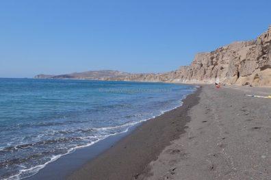 santorini spiagge Vlychada