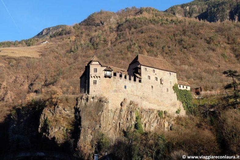 dintorni bolzano castel roncolo