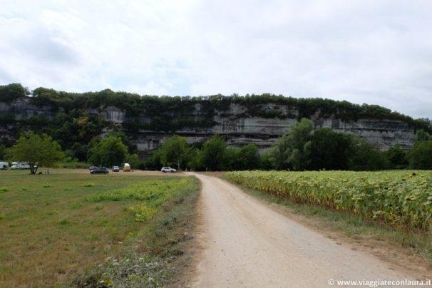 Roque-St-Christophe Valle vezere