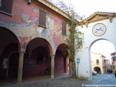 Dozza murales