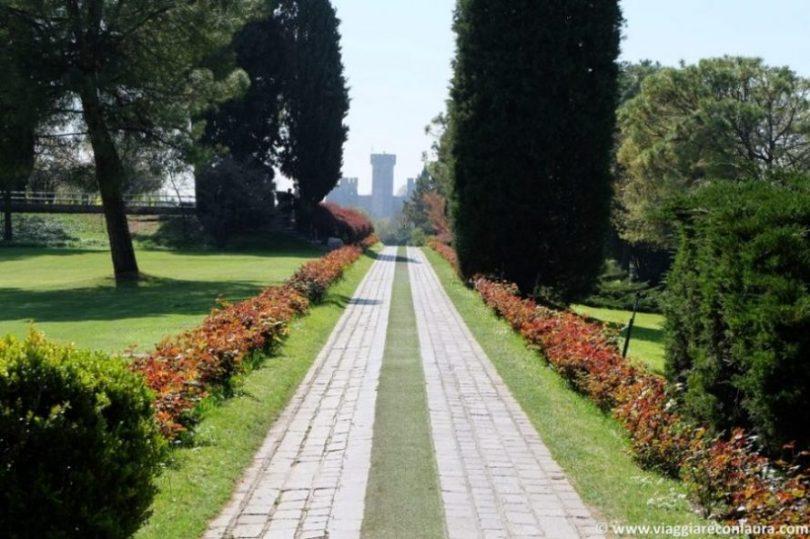 parco giardino sigurtà valeggio