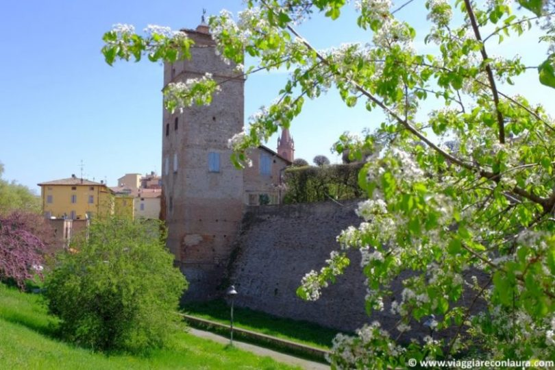 giardino pensile Galvani vignola modena