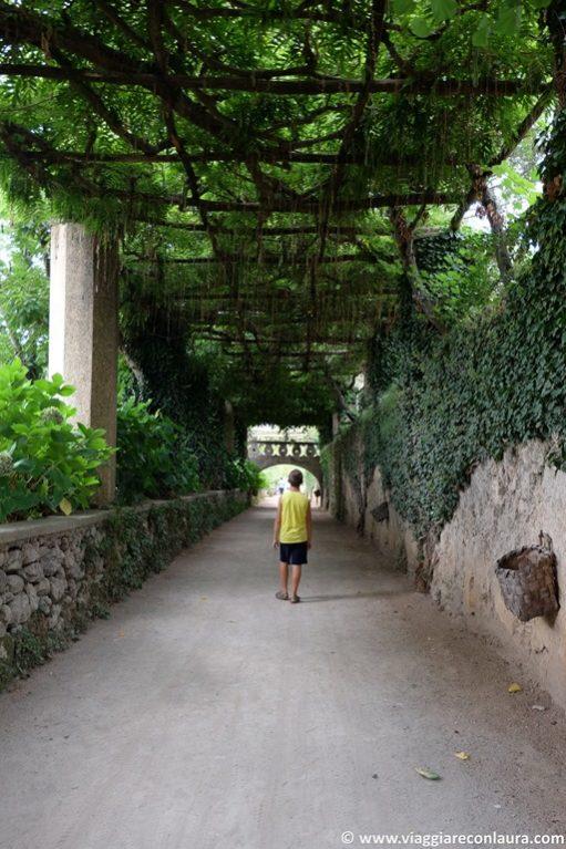 ravello costiera amalfitana villa cimbrone