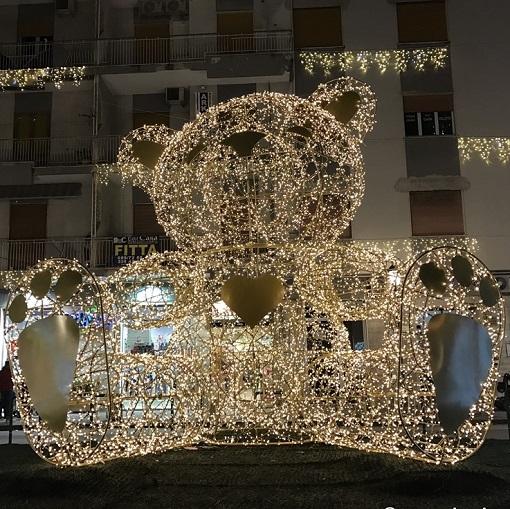 Luci d'Artista a Salerno, l'evento più atteso del Natale
