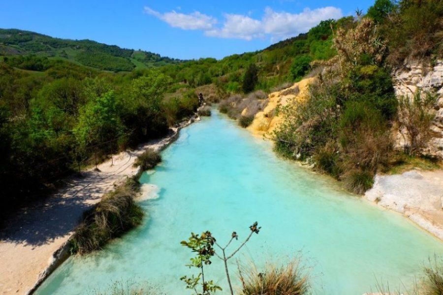 Bagno vignoni terme relax e benessere nel cuore della toscana