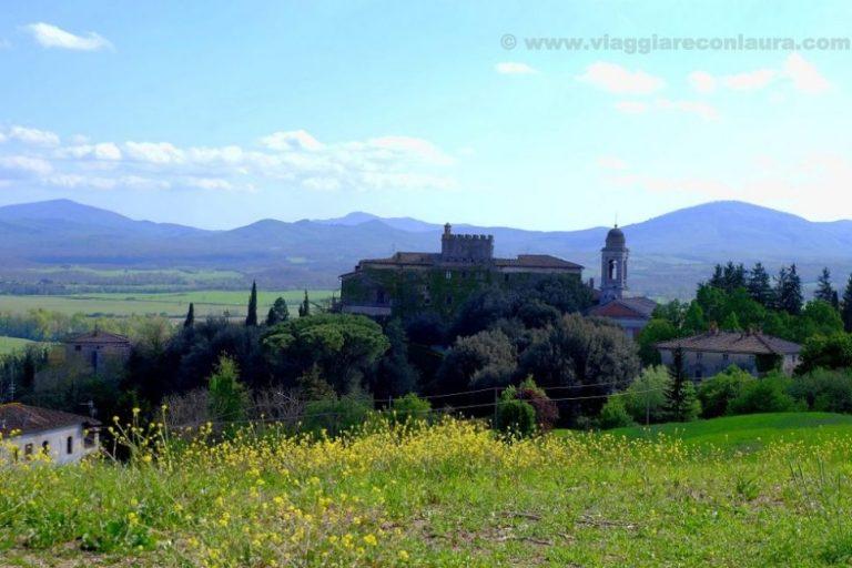 castello frosini toscana