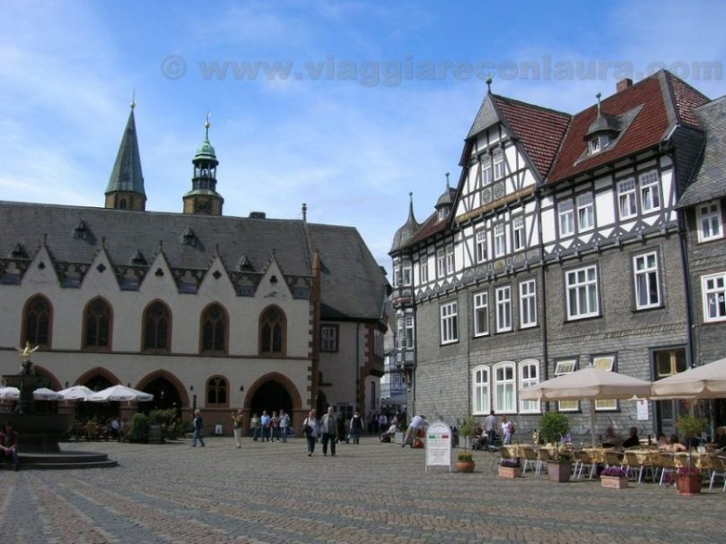 goslar sassonia germania