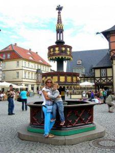 sassonia cosa vedere wernigerode marktplatz