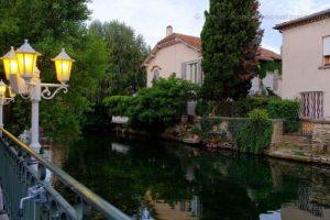 isle sur la sorgue provence