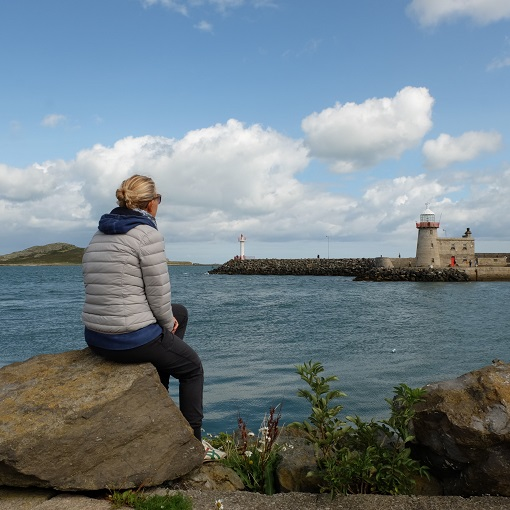 howth harbour ireland