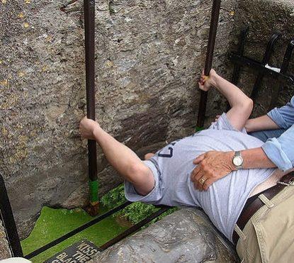 blarney stone blarney castle cork