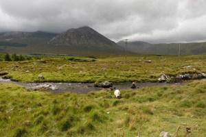 itinerario in connemara irlanda