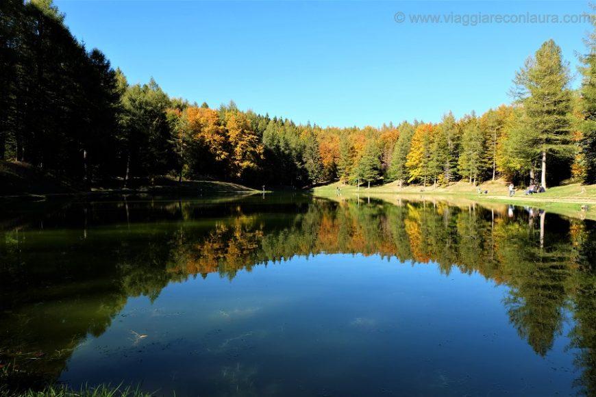 lago della ninfa sestola