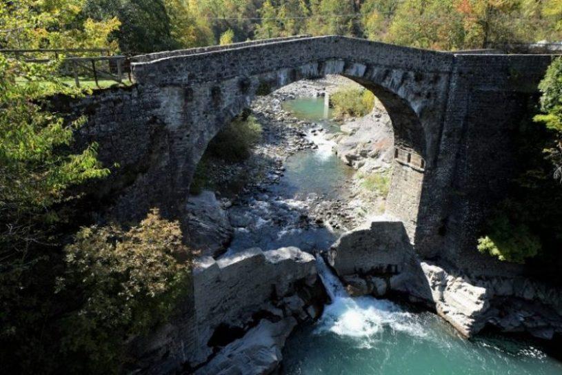ponte della luna riolunato